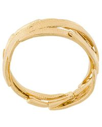 Wouters & Hendrix | Bamboo Leaf Ring | Lyst