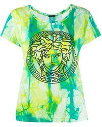 Versace - メデューサ タイダイ Tシャツ - Lyst