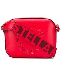 Stella McCartney - Сумка Через Плечо Stella Logo - Lyst
