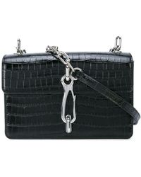 Alexander Wang - Hook Embossed Crossbody - Lyst