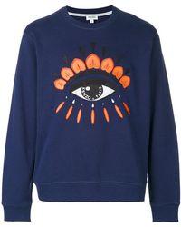 KENZO | Eye Sweatshirt | Lyst
