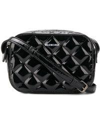 Balenciaga - Exclusivo para Farfetch - bolso cámara Ville XS - Lyst