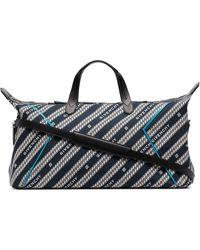 Givenchy Sac de voyage Bond à motif monogrammé - Bleu
