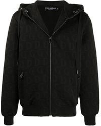 Dolce & Gabbana - Худи С Вышитым Логотипом - Lyst