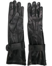 Maison Margiela Guanti Gloves - Black