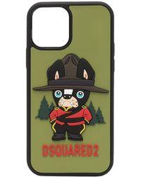 DSquared² Iphone 12 Pro ケース - グリーン