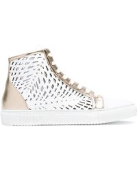 Loriblu - Cut-out Panel Trainers - Lyst