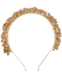 Rosantica Bouquet Hairband - Pink