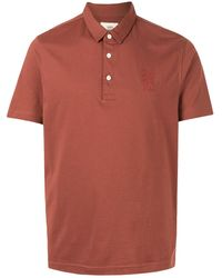 Kent & Curwen - カラーブロック ポロシャツ - Lyst