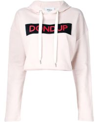 Dondup - Sweatshirt With Logo - Lyst