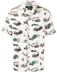 Represent Рубашка С Принтом Classic Car - Многоцветный