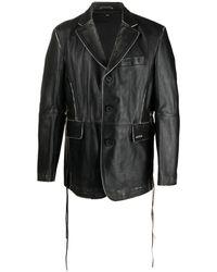 Eytys パネル ジャケット - ブラック
