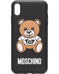 Moschino - Toy Bear Iphone X Case - Lyst