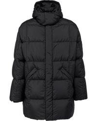 Prada - Ripstop Puffer Jacket - Lyst