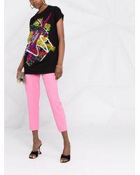 Balmain - スパンコール Tシャツ - Lyst