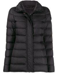 Peuterey Short Padded Coat - Black