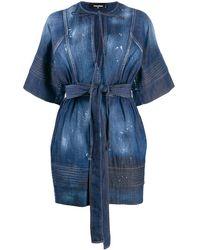 DSquared² Denim Dress - Blue