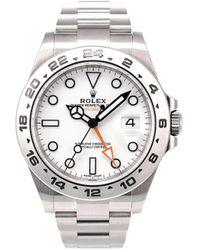 Rolex Наручные Часы Explorer Ii 42 Мм 2020-го Года Pre-owned - Белый