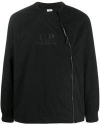 C P Company - ロゴ スウェットシャツ - Lyst