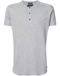 Wings + Horns - Henley T-shirt - Lyst
