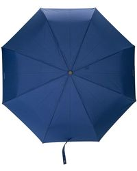 Moschino - Paraguas a rayas diplom�ticas - Lyst