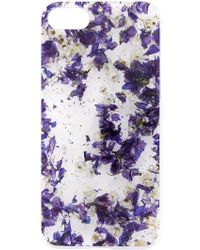 ANREALAGE - - Flowers Iphone 7 Case - Men - Resin - One Size - Lyst