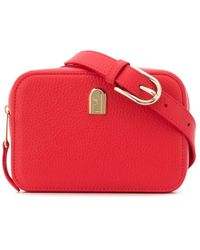 Furla Sleek Belt Bag - Orange