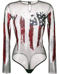 Amen - American Flag Body - Lyst