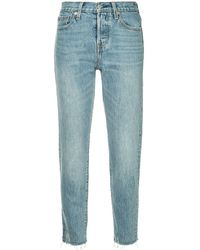 Levi's - Wedge Jeans - Lyst