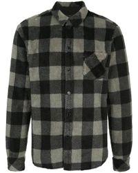 IRO - Classic Checked Shirt - Lyst