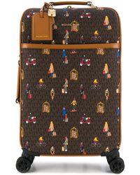 MICHAEL Michael Kors Extra-large Bedford Travel Suitcase - Black