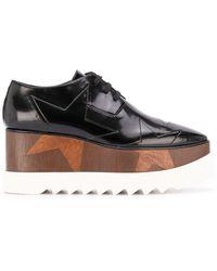 Stella McCartney Elyse Platform Shoes - Black