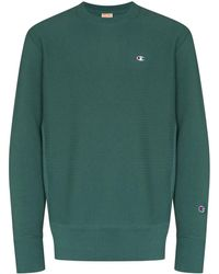 Champion スウェットシャツ - グリーン