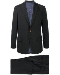 Vivienne Westwood Orb ボタン シングルスーツ - ブラック