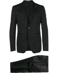 Tagliatore ツーピース スーツ - ブラック