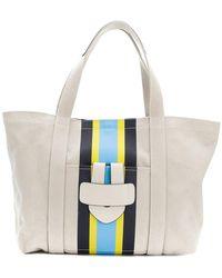 Tila March - Simple Striped Shopper Tote - Lyst