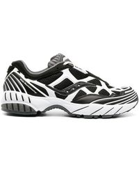 White Mountaineering X Saucony Low-top Trainers - Black