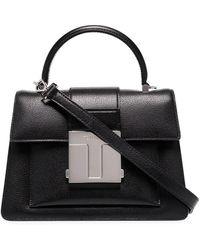 Tom Ford Small 001 Top Handle Bag - Black