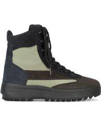 Yeezy Military Boots - Groen