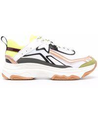 Essentiel Antwerp Chunky Low Top Sneakers - White