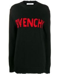 Givenchy - ロゴ セーター - Lyst