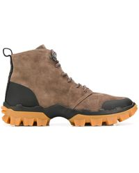 Moncler - Hiking Ankle Boots - Lyst