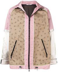 Valentino ロゴ ジャケット - マルチカラー