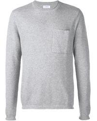 Saturdays NYC ポケット セーター - グレー