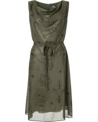 Hysteric Glamour - Flared Dress - Lyst