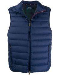 Polo Ralph Lauren Gevoerde Bodywarmer - Blauw