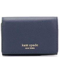 Kate Spade Cartera Sylvia - Azul