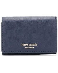 Kate Spade Sylvia Key Wallet - Blue