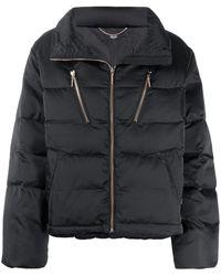 Liu Jo Padded Puffer Jacket - Black