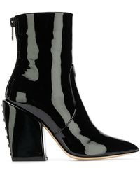 Petar Petrov - Pointed Toe Boots - Lyst